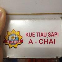 """Снимок сделан в Kwetiaw Sapi """"A-Chai"""" пользователем Ferdinal C. 5/18/2012"""