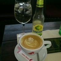 Photo taken at Caffe Bar Brasil by Slaven L. on 8/26/2012