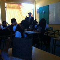 Photo taken at Liceo Experimental Artístico by Diego M. on 5/24/2012