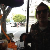 Photo taken at Cole Valley Cafe by Simona C. on 9/4/2012