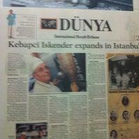 8/30/2012 tarihinde Fikri K.ziyaretçi tarafından Kebapçı İskender'de çekilen fotoğraf