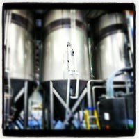 Photo taken at Green Flash Brewing Company by Anthony N. on 6/7/2012