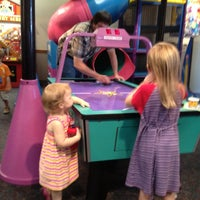 Photo taken at Chuck E. Cheese's by Annie S. on 7/8/2012
