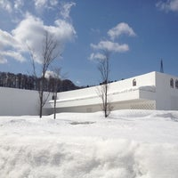 Photo taken at Aomori Museum of Art by ii _. on 3/3/2012