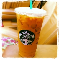 Photo taken at Starbucks by Audrey P. on 8/12/2012