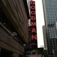 Photo taken at Goodman Theatre by Bill D. on 4/25/2012