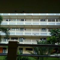 Photo taken at Fakultas Teknologi Industri UII by Roro P. on 2/20/2012