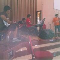 Photo taken at GPdI Cornelius by Mega R. on 2/25/2012