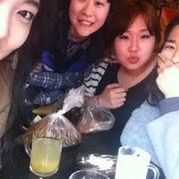 Photo taken at Mono by Seokyeong J. on 3/5/2012