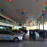Photo taken at Jaysa Concessionária Ford by Assessor P. on 6/27/2012