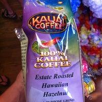 Photo taken at Kauai Coffee Plantation by Linnea C. on 5/18/2012