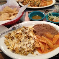 Photo taken at Polvos Mexican Restaurant by Steven A. on 6/2/2012