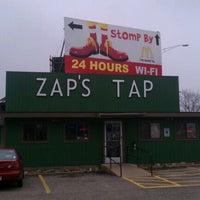 Photo taken at Zap's Tap by Josh Q. on 3/23/2012