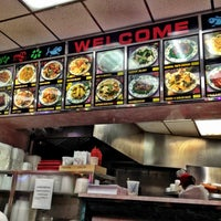 Photo taken at King Wok by Josh S. on 7/9/2012