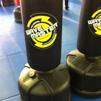 Photo taken at Troy Dorsey's Karate & Fitness - Kickboxing by Brooke B. on 8/14/2012