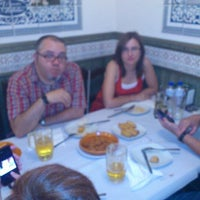 Photo taken at El encuentro andaluz by sergio m. on 7/13/2012