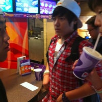 Photo taken at Taco Bell by Josh R. on 6/1/2012