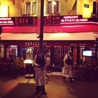 Photo taken at Café de l'Est by Yanique F. on 5/7/2012