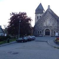 Photo taken at Ålesund kirke by M G. on 6/1/2012