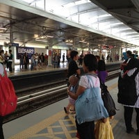 Photo taken at RapidKL Hang Tuah (ST3) LRT Station by Azhar R. on 6/2/2012