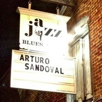 Photo taken at Blues Alley by Paul R. on 5/13/2012