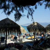 Photo taken at Αλμύρα by Dimitris P. on 8/18/2012