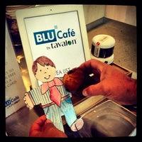 Photo taken at Blu Cafe by @JPSmithNYC on 5/29/2012