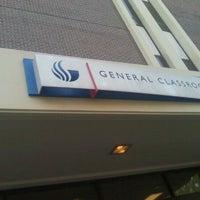 Photo taken at GSU - Langdale Hall by Amanda C. on 7/2/2012