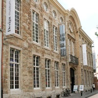 Photo taken at Design museum Gent by Visit Gent on 3/28/2012