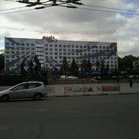 Снимок сделан в Отель «Надия» пользователем Taras K. 5/18/2012