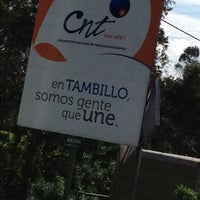 Photo taken at Tambillo by Oscar S. on 4/8/2012