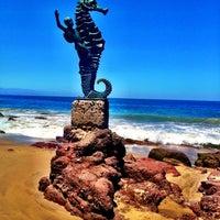 Foto tomada en Playa de los Muertos por Rafael A. el 4/17/2012