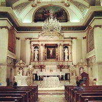 Photo taken at St. Peter's Church (R.C.) by Ray F. on 5/6/2012