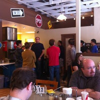 Photo taken at Spot A Pizza Place by Justin E. on 7/6/2012