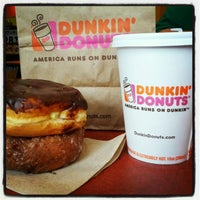 Photo taken at Dunkin' Donuts by Majdi A. on 6/13/2012