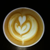 Photo taken at La Stazione Coffee & Wine Bar by Mark K. on 5/8/2012