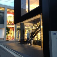 Photo taken at Marc Jacobs Aoyama by Morphine C. on 5/28/2012