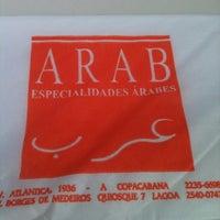 Foto tirada no(a) Restaurante Arab por Rodrigo C. em 6/3/2012