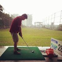 Photo taken at Subang Driving Range by Meng H. on 9/9/2012