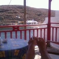 Photo taken at Αγια Ειρήνη by Ka8y on 8/12/2012