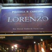 Photo taken at Lorenzo Pizzeria & Cantina by Carlos C. on 4/21/2012
