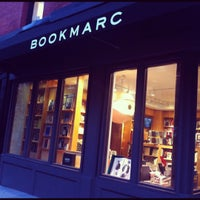 Photo taken at Bookmarc by mi1ky L. on 8/17/2012