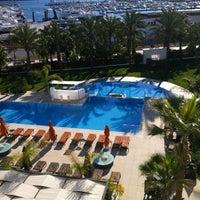 Foto tomada en Aguas de Ibiza Lifestyle & Spa Hotel por Ingrid A. el 4/7/2012