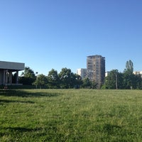 Photo taken at Парк Хиподрума by Peter S. on 6/18/2012