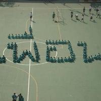 Photo taken at Taweethapisek School by Napat N. on 2/10/2012