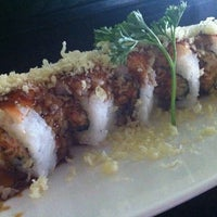 Photo taken at Rise Sushi Lounge by Drew K. on 6/29/2012