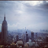Photo taken at Bank of America Tower by Bryce R. on 8/14/2012