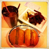 Photo taken at Macau Restaurant 澳門茶餐廳 by Nelson M. on 3/21/2012