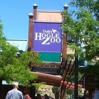 Photo taken at Hogle Zoo by Erin L. on 6/17/2012