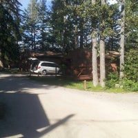 Photo taken at Pocahontas Cabins by Petros T. on 8/28/2012